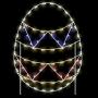 5' Silhouette Easter Egg 1