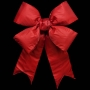 3D Red Nylon Structural Bow