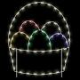 5' Silhouette Easter Basket
