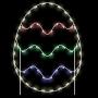 5' Silhouette Easter Egg 3