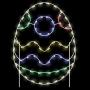 5' Silhouette Easter Egg 4