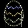 5' Silhouette Easter Egg 6