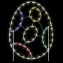 5' Silhouette Easter Egg 7