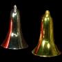 """9"""" Metallic Bell (unlit)"""