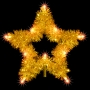 Sparkling 5-Point Tree-Top Star