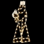 6' Silhouette King w/Chalice - Building Mount